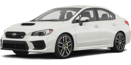 Subaru WRX STI Limited with Lip Spoiler Manual