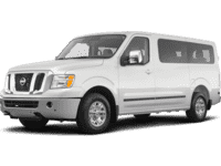 2017 Nissan NV Passenger Reviews