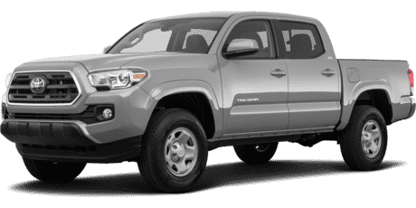 Toyota Tacoma SR Double Cab 5' Bed V6 4WD Automatic