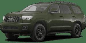 2020 Toyota Sequoia in Waco, TX
