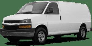2008 Chevrolet Express Cargo Van in Sterling, VA