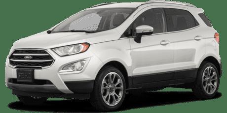 Ford EcoSport Titanium FWD