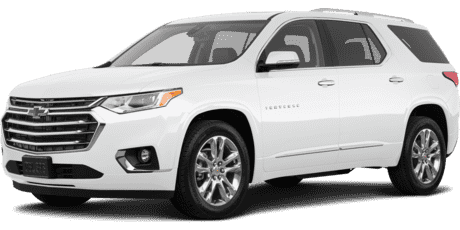 Chevrolet Traverse High Country with 2LZ FWD