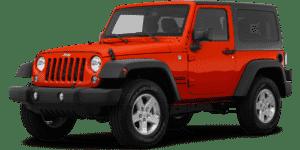 2017 Jeep Wrangler in Big Rapids, MI