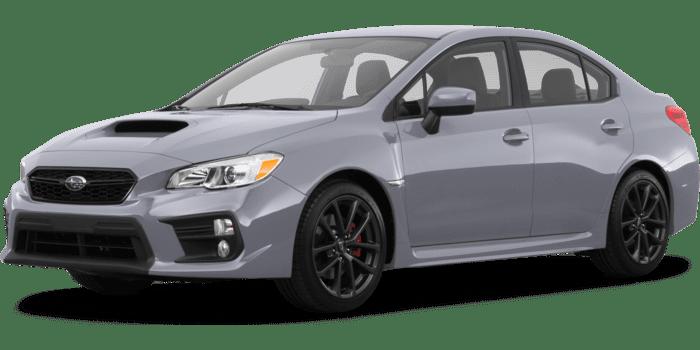 2018 subaru wrx prices incentives dealers truecar