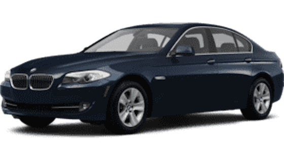 2012 BMW 5 Series in Raleigh, NC 1