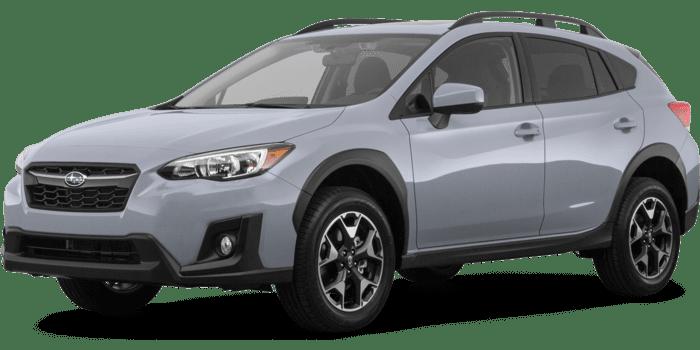 2020 Subaru Crosstrek 2.0i Premium Manual