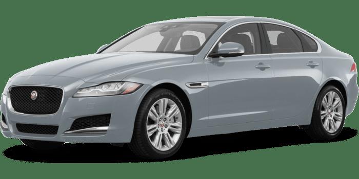 2018 Jaguar XF R-Sport Sedan 30t RWD