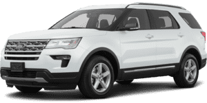 2019 Ford Explorer Prices