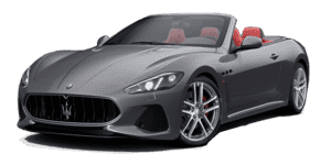 2019 Maserati GranTurismo Convertible Prices