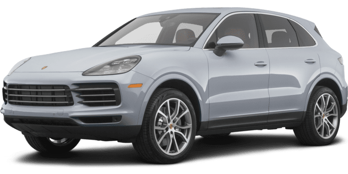 2019 Porsche Cayenne S AWD