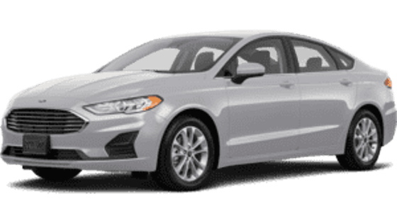 2019 Ford Fusion in Southern Pines, NC 1