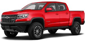 2020 Chevrolet Colorado in Richardson, TX