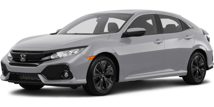 2018 Honda Civic EX Hatchback CVT