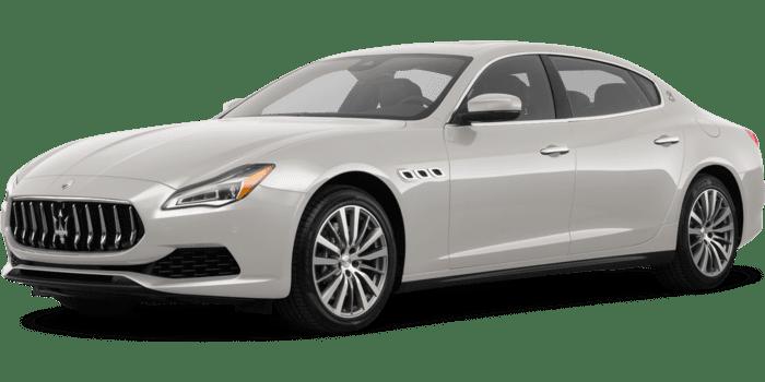2019 Maserati Quattroporte S Q4 3.0L