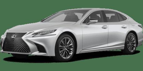 Lexus LS LS 500 AWD