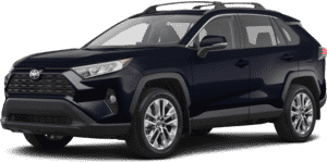 2020 Toyota RAV4 in Decatur, IL