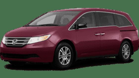2013 Honda Odyssey in Reynoldsburg, OH 1