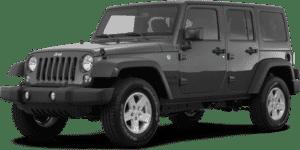 2017 Jeep Wrangler in Sherwood, AR