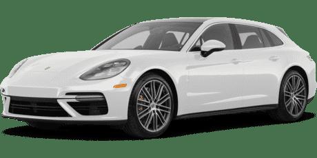 Porsche Panamera Turbo Sport Turismo AWD