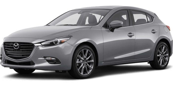 (1366) 2018 Mazda Mazda3 5 Door