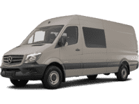 null Mercedes-Benz Sprinter Crew Van Reviews