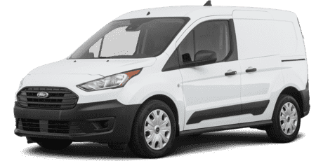 Ford Transit Connect Van XLT with Rear Symmetrical Doors SWB