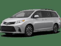 2017 Toyota Sienna Reviews