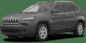 2017 Jeep Cherokee in Bedford, TX