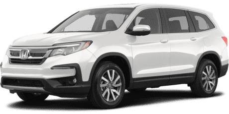 Honda Pilot EX-L with Navigation/Rear Entertainment System FWD