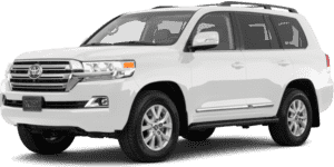 2020 Toyota Land Cruiser Prices
