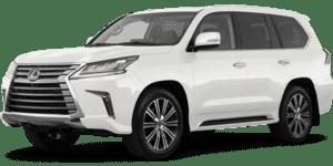 2020 Lexus LX Prices