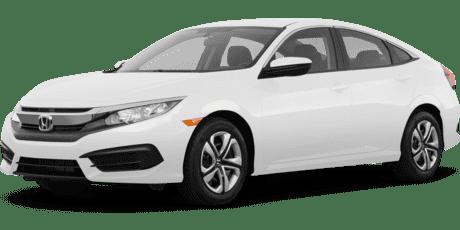 Honda Civic LX Sedan Manual