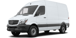 2018 Mercedes-Benz Sprinter Cargo Van Prices