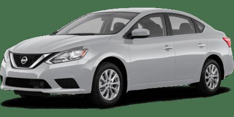 Nissan Sentra S CVT