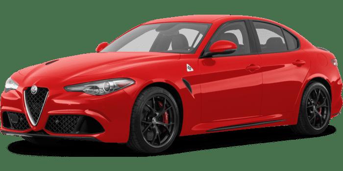 2018 Alfa Romeo Giulia Quadrifoglio