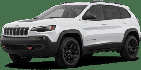 Jeep Cherokee Trailhawk 4WD