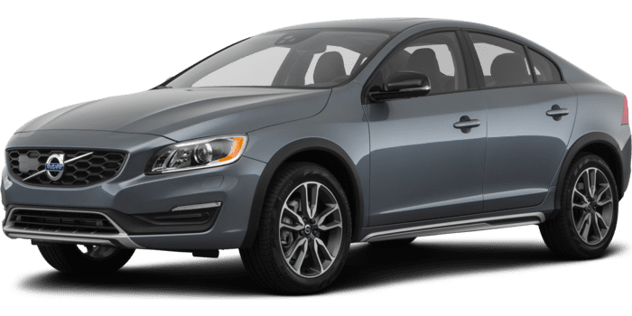 2018 Volvo S60 Cross Country