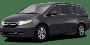 2016 Honda Odyssey in Palmdale, CA