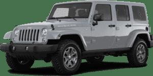 2017 Jeep Wrangler in Montclair, CA