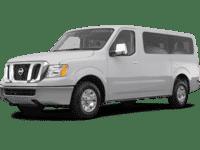 2017 Nissan NV Passenger Reviews