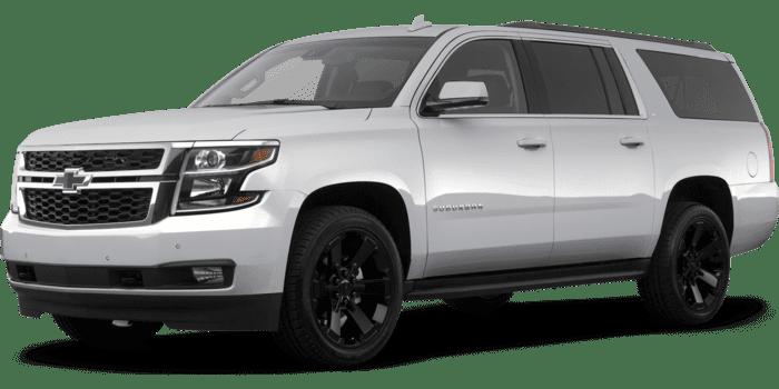 2020 Chevrolet Suburban LT RWD