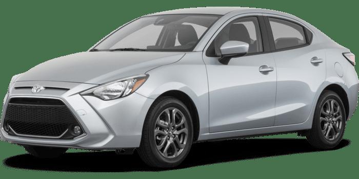 2019 Toyota Yaris L Auto