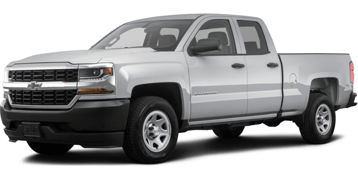 2019 Chevrolet Silverado 1500 LD WT Double Cab Standard Box 2WD