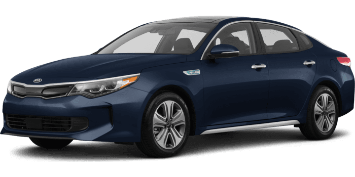 (606) 2018 Kia Optima Hybrid