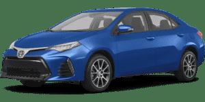 2017 Toyota Corolla in Plano, TX