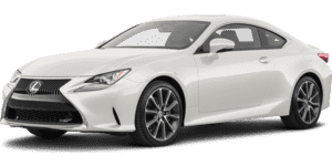 2018 Lexus RC Prices