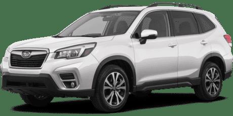Subaru Forester 2.5i Limited