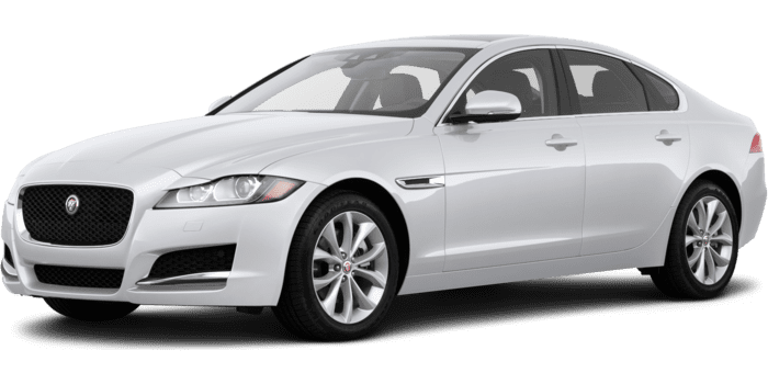 2018 Jaguar XF Portfolio Limited Edition Sedan 30t RWD