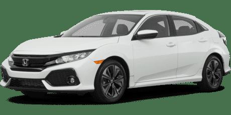 Honda Civic EX-L Navi Hatchback CVT